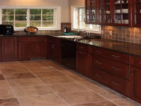 kitchen floors tiles cherry kitchen cabinets kitchens with grey floors kitchen tile floors with cherry cabinets