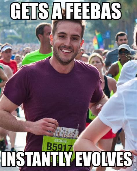 Photogenic Runner Meme - image 283081 ridiculously photogenic guy zeddie little know your meme