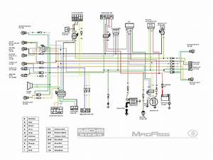 Honda Wave R 100 Wiring Diagram