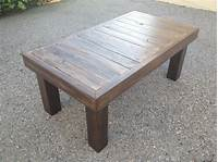 reclaimed coffee table Re-Purposed Wood Coffee Table
