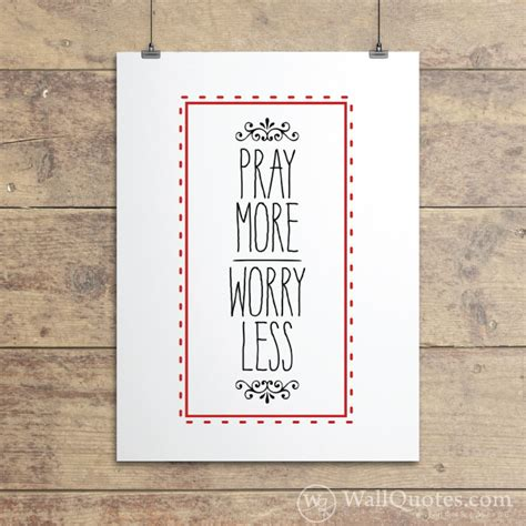 pray  frame dashes wall quotes giclee art print