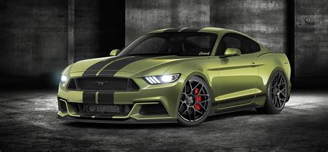 ford mustang 2015 2015 ford mustang by vortech superchargers review top speed