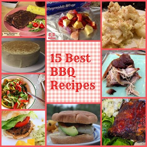 best bbq dishes top barbecue recipes for father s day fourth of july you name it