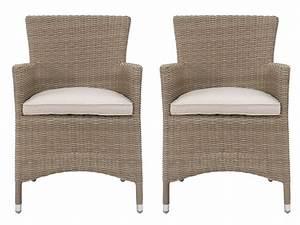 Chaise Resine Tressee : chaise de jardin en resine top table et chaise de jardin ~ Nature-et-papiers.com Idées de Décoration