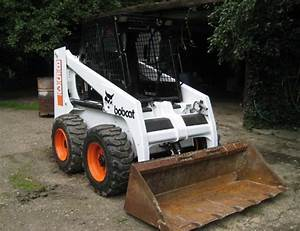 Bobcat 853  853h Skid Steer Loader Service Repair Manual