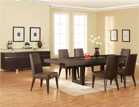 Modern Dining Room Furniture Design - Amaza Design