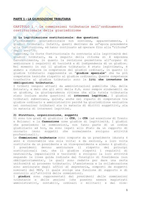 dispensa di diritto tributario riassunto esame diritto tributario prof minestroni