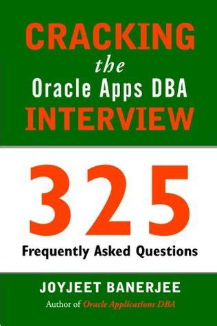 cracking  oracle apps dba interview  frequently