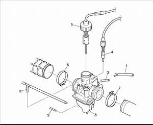 Yamaha Ttr 125 Lw M Motorcycle Service Manual 2000