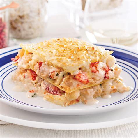 cuisine lasagne lasagne aux fruits de mer recettes cuisine et