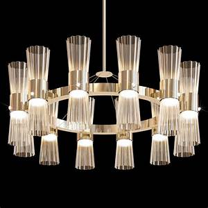 Murano Glass Chandelier Modern : modern gold leaf murano glass chandelier juliettes interiors ~ Sanjose-hotels-ca.com Haus und Dekorationen