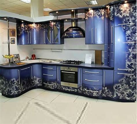 modular kitchen designs cabinets colors