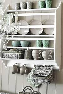 product inspiration gamleby plate shelf confettistyle With kitchen colors with white cabinets with silver plated candle holder