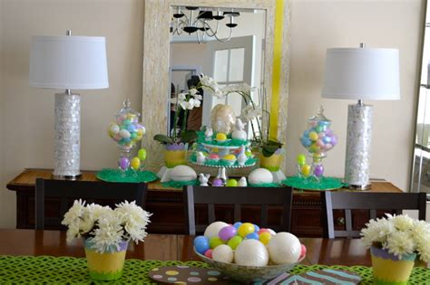 Easter Home Decor Styling: Easter Decor