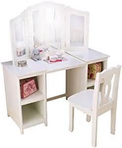 amazon com kidkraft deluxe vanity chair toy kitchen