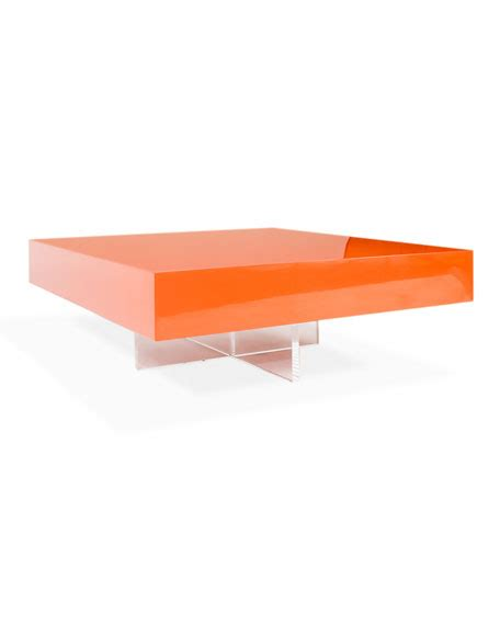 Potter, designer, and author jonathan adler launched his namesake brand after leaving his day job to pursue his first. Jonathan Adler Lacquer Block Coffee Table
