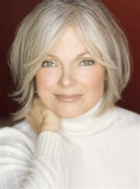 Classy and Gorgeous Hairstyles for Older Women Ohh My My