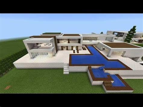 grande maison moderne minecraft grande maison moderne minecraft l impression 3d