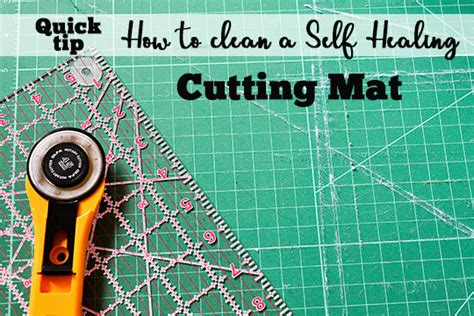 how to clean mat how to clean a self healing cutting mat c t publishing