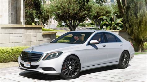2014 Mercedes-benz S500 W222 [add-on / Replace]