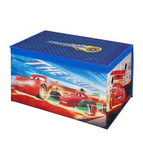 coffre jouets cars