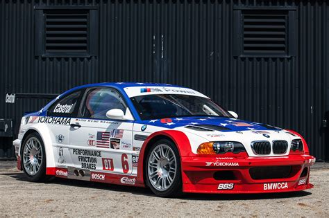 Bmwusa Classic To Run 7 Classic Race Cars At The Rolex