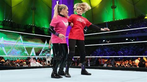lacey evans    wore becky lynchs boots  wwe