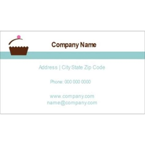 Avery Template 8859 Images Template Design Ideas Templates Turquoise Border Business Cards With Center