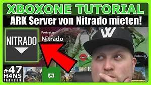How To Setup Nitrado Ark Server Xbox One