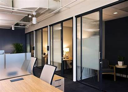 Privacy Glass Walls Office Space Dividers Offices