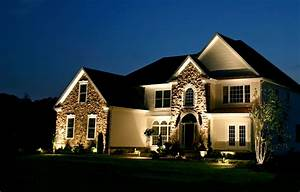 Led lights for homes outdoor light