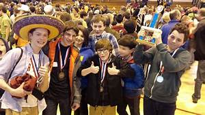 Odyssey of the Mind Students Take Second Place at State Tou...