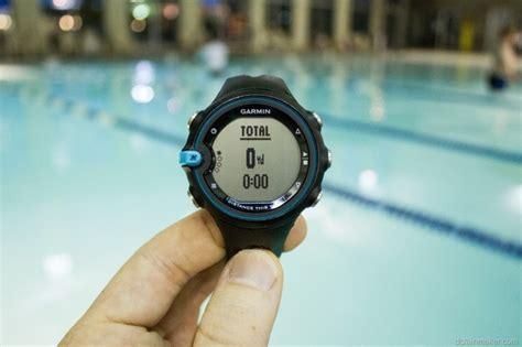 garmin swim   depth review dc rainmaker