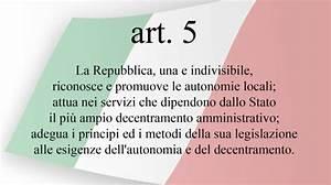 Articolo 11 Della Costituzione Italiana Parlandosparlando