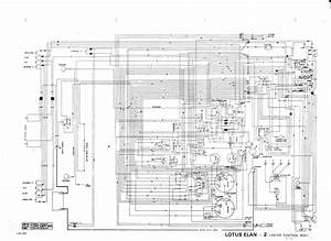Lotus Elan Wiring Diagrams