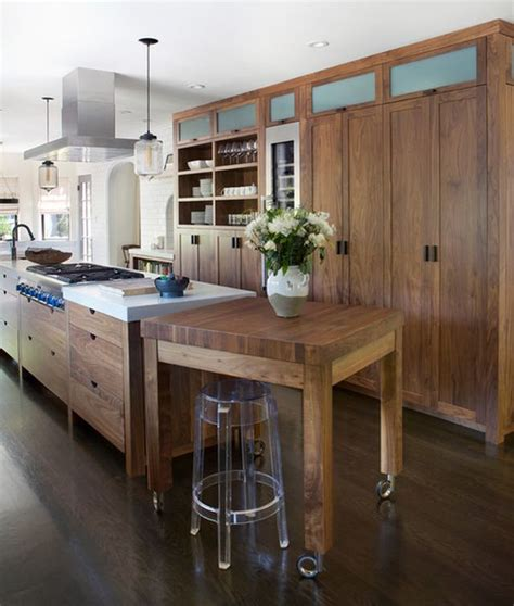small kitchen island on wheels choose furniture on wheels if you want mobility