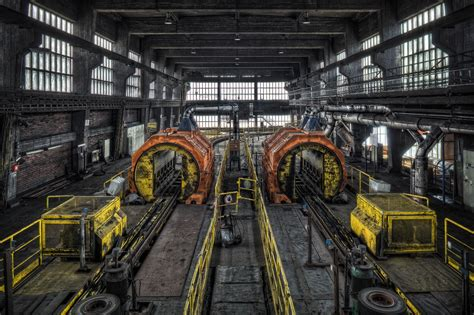 Industrial : Fine Art Photography » Industrial Decay
