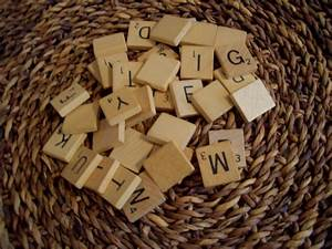 1000 images about scrabble tiles on pinterest With scrabble letters for crafts hobby lobby