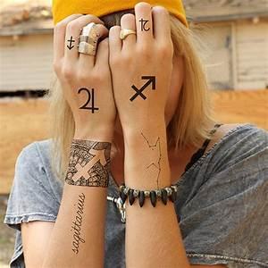 Sagittarius Tattoos Words images