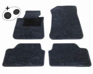 lot de 4 tapis de sol pour bmw serie 1 e87 yakaequiper With tapis de sol bmw serie 1