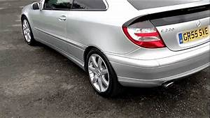 Bennetscars Co Uk 2005 Mercedes C220 Cdi Coupe Se 78k