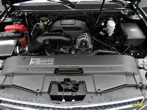 2007 Chevrolet Tahoe Ltz Engine Photos