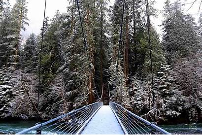 Olympic Park National Staircase Winter Peninsula Fall