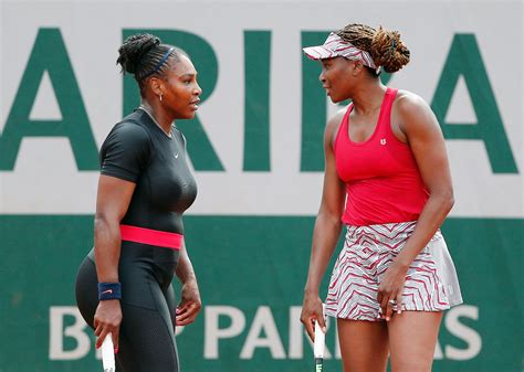 naomi osaka vs venus williams serena and venus to face off at the u s open people