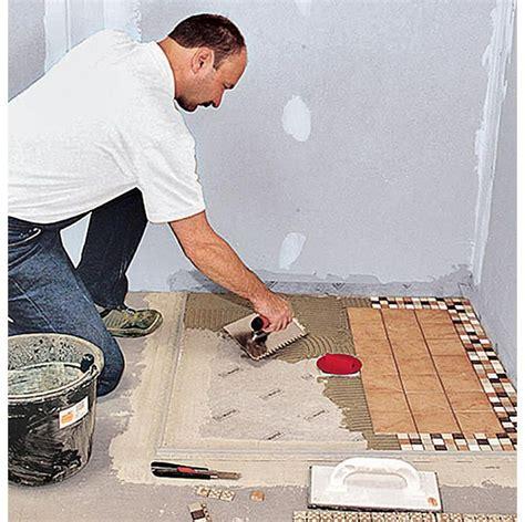 Duschtasse Selber Bauen bodengleiche dusche selber bauen renovieren dusche