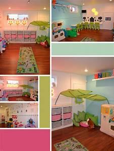 decoration salle de jeux garderie With decoration salle de jeux