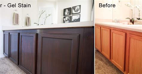 diy gel stain kitchen cabinets photos by www sharonsphoto personal diy project 8749
