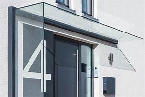Vordach Haustür Mit Seitenteil : vordach glas vord cher nach ma glasvordach glasprofi24 ~ Buech-reservation.com Haus und Dekorationen