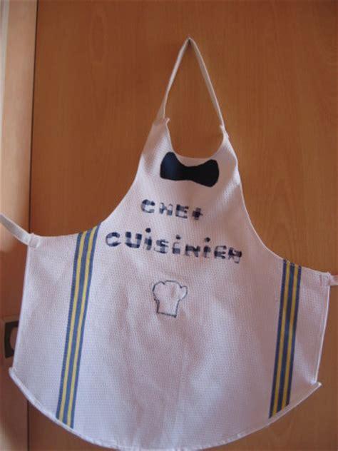 tablier de cuisine pour enfant paminatelier les tutos de pamina
