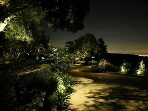 beverly park landscape lighting by artistic illumination With outdoor illuminations garden lighting